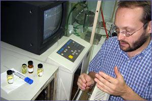 Nicolas Revillion, Master Chemist